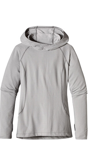 Patagonia W's Active Herringbone Hoody Feather Grey